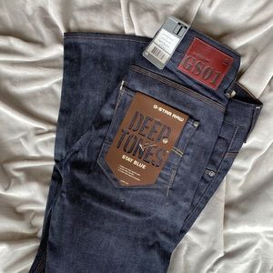 New G-Star Raw Men's Jeans